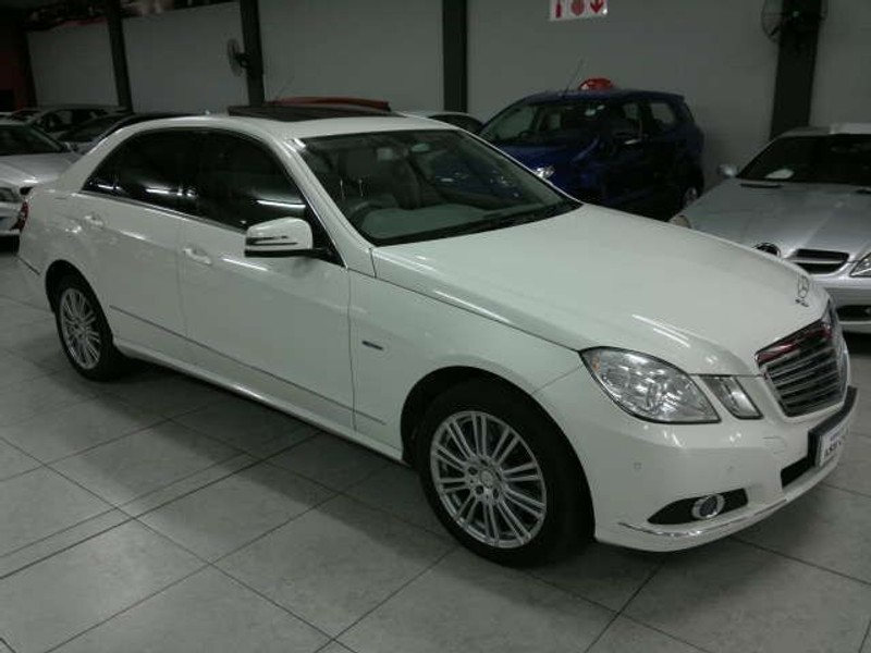 Used Mercedes Benz E Class E 350 Cdi Be For Sale In