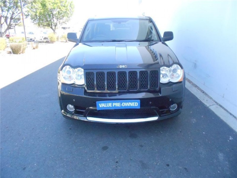 used jeep grand cherokee srt8 for sale in western cape id 1792118. Black Bedroom Furniture Sets. Home Design Ideas