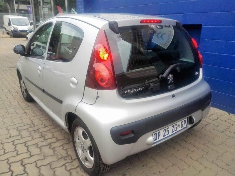 used peugeot 107 trendy for sale in gauteng id 1793227. Black Bedroom Furniture Sets. Home Design Ideas