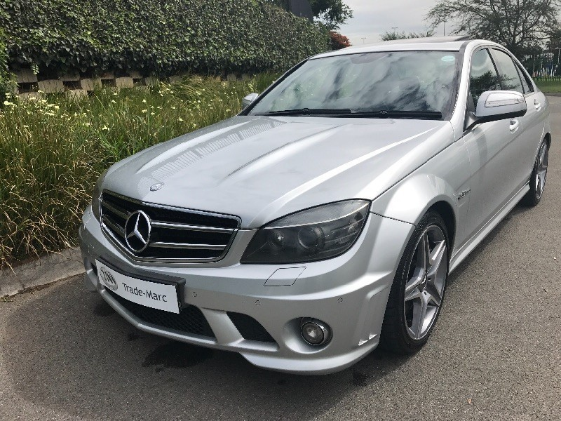 Used mercedes benz c class c63 amg for sale in gauteng for Mercedes benz c class 2008 for sale