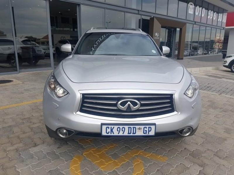 used infiniti qx70 fx50 s premium for sale in gauteng id 1793705. Black Bedroom Furniture Sets. Home Design Ideas
