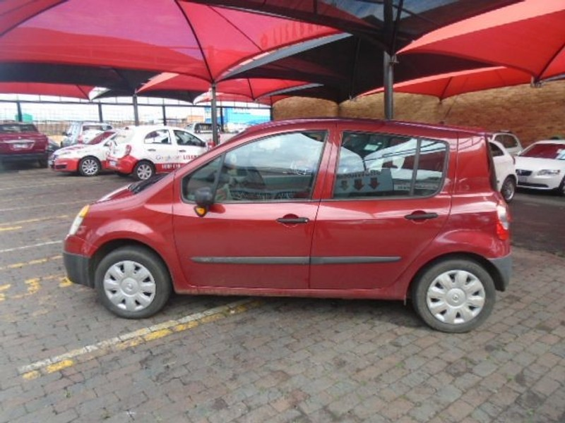 used renault modus 1 2 authentique for sale in gauteng id 1794288. Black Bedroom Furniture Sets. Home Design Ideas