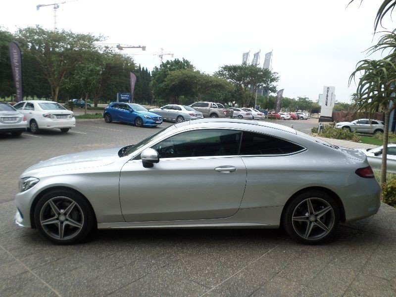 Used mercedes benz c class c200 amg coupe auto for sale in for Mercedes benz pretoria