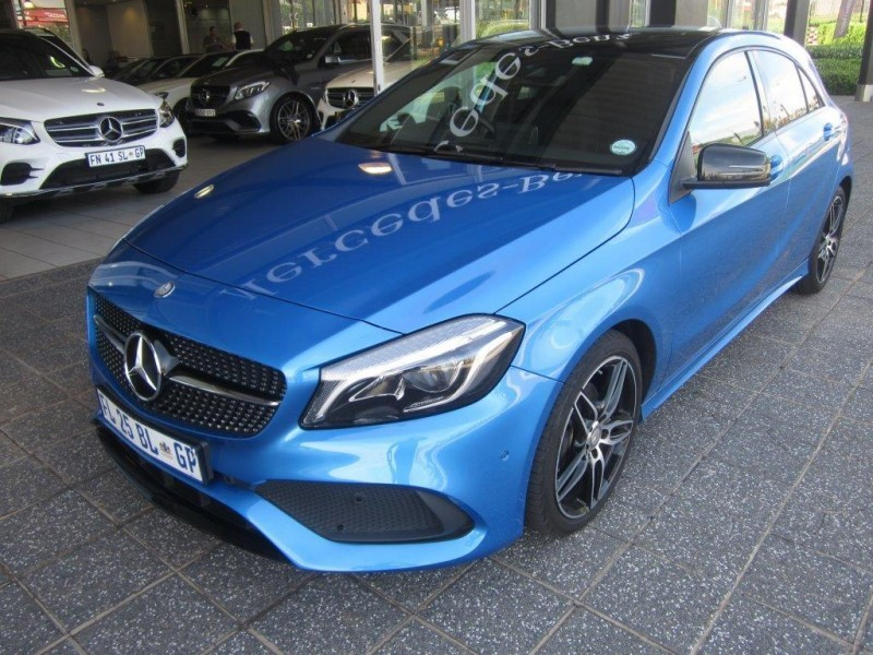 used mercedes benz a class a 200d amg auto for sale in gauteng id 1795309. Black Bedroom Furniture Sets. Home Design Ideas