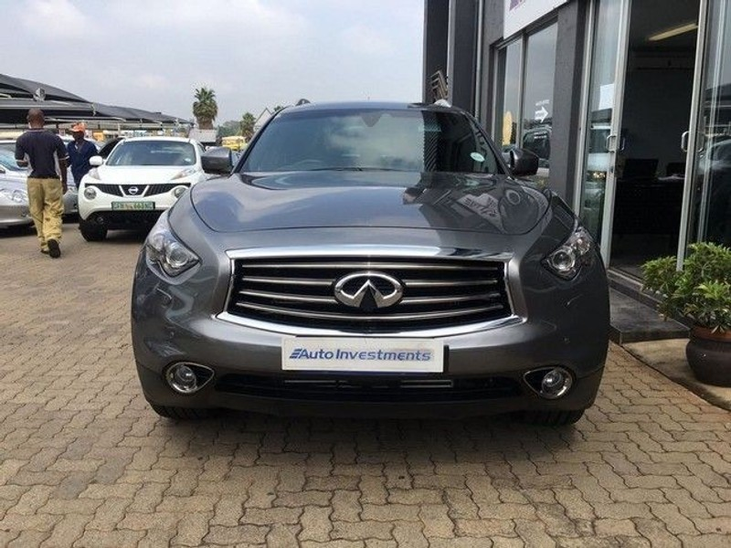 used infiniti qx70 fx qx 70 30d s for sale in gauteng id 1795707. Black Bedroom Furniture Sets. Home Design Ideas