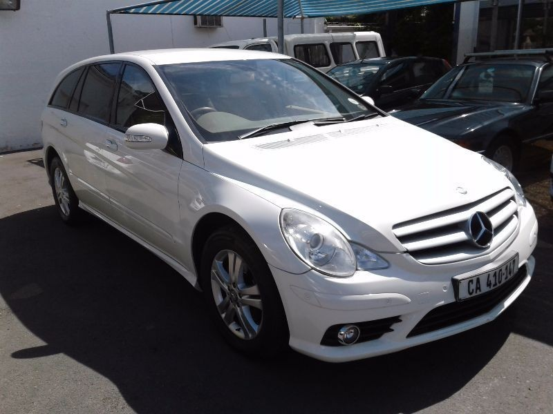 Used mercedes benz r class r 350 cdi a t for sale in for Used mercedes benz r class for sale
