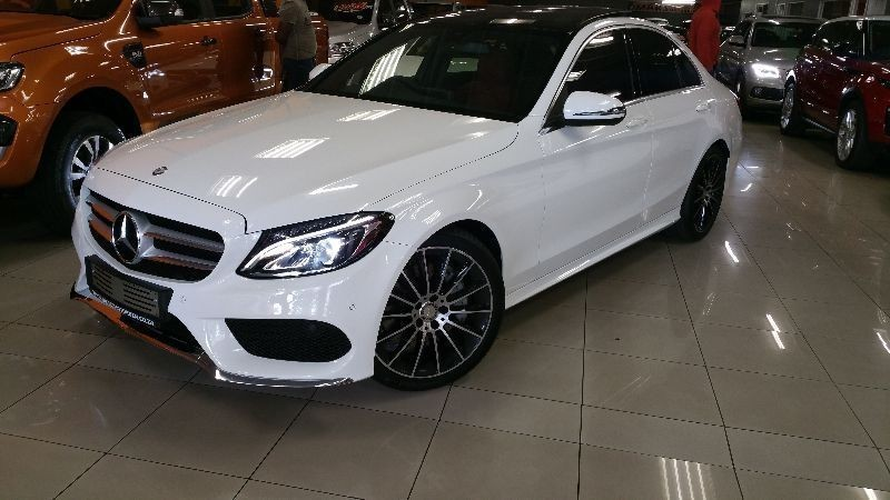 Used mercedes benz c class c250 amg line auto for sale in for Mercedes benz c250 amg