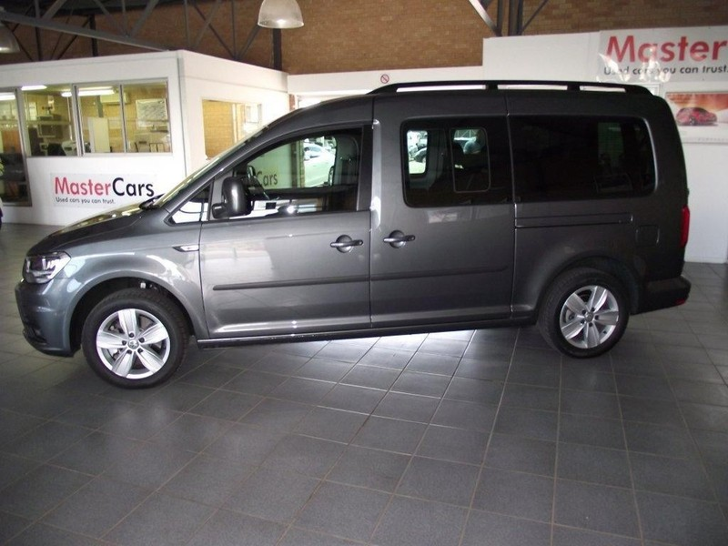 used volkswagen caddy maxi 2 0 tdi trendline for sale in free state id 1798665. Black Bedroom Furniture Sets. Home Design Ideas