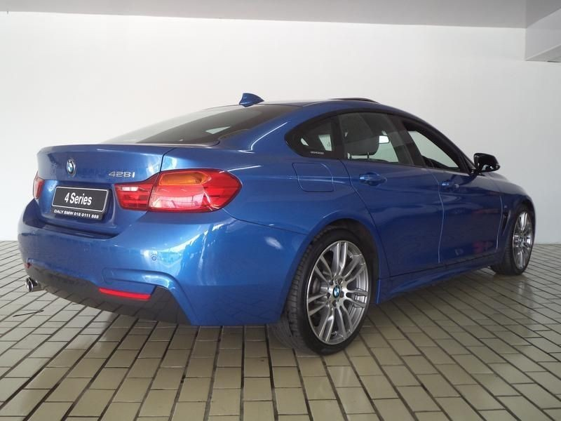 used bmw 4 series 428i gran coupe sport line auto for sale in north west province. Black Bedroom Furniture Sets. Home Design Ideas