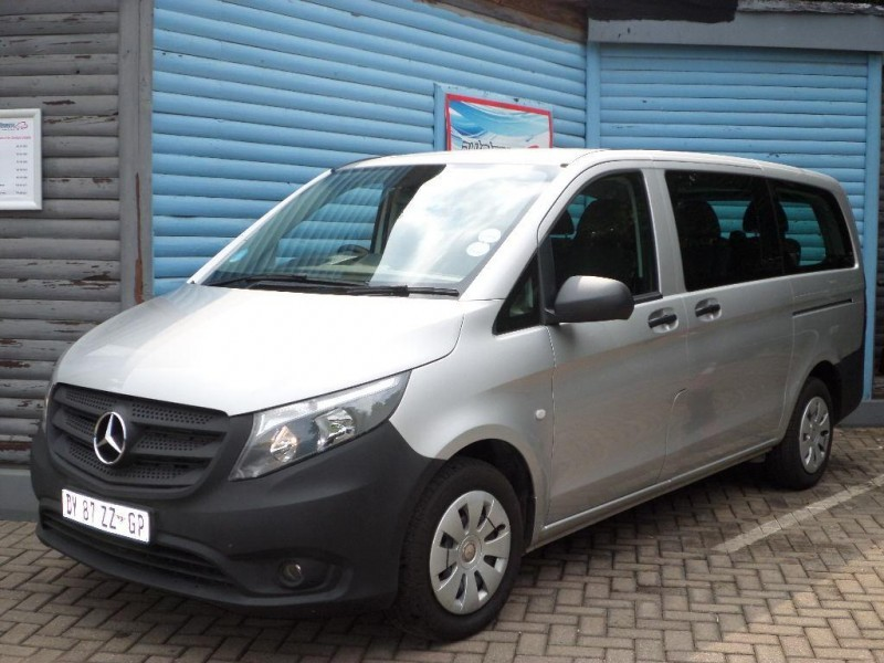 Used mercedes benz vito 114 2 2 cdi tourer pro for sale in for Mercedes benz vito for sale