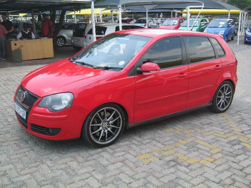 Used Volkswagen Polo Gti 1 8t For Sale In Gauteng Cars