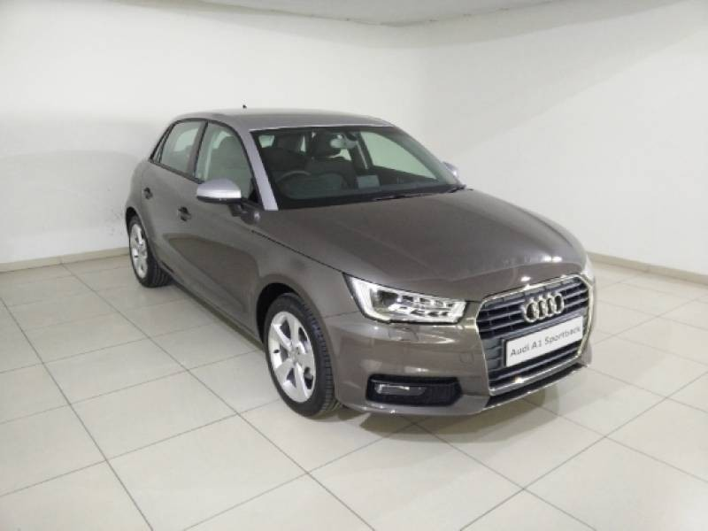 used audi a1 sportback 1 0t fsi se se s tronic for sale in western cape id 1800601. Black Bedroom Furniture Sets. Home Design Ideas