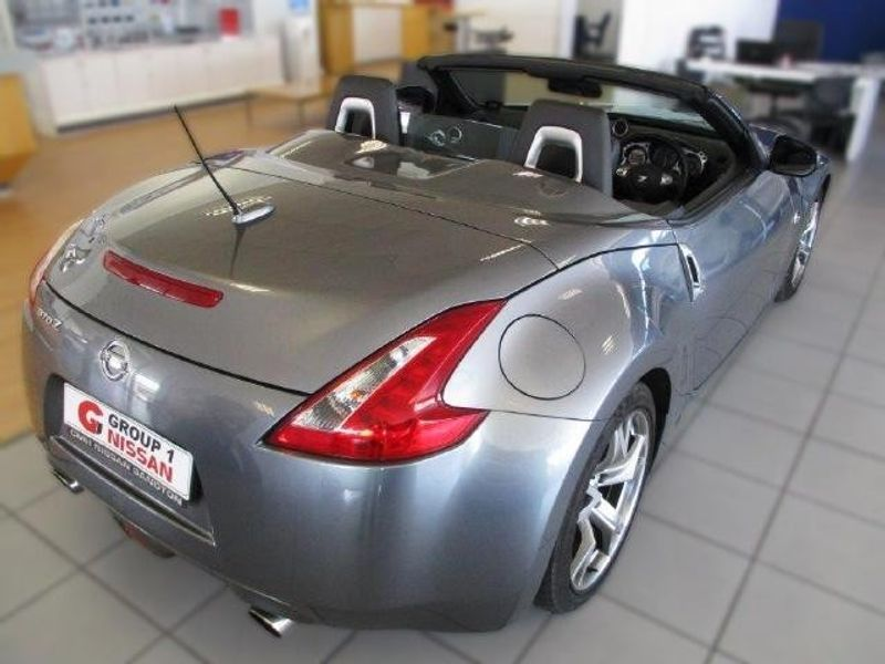 used nissan 370z roadster a t for sale in western cape id 1800682. Black Bedroom Furniture Sets. Home Design Ideas
