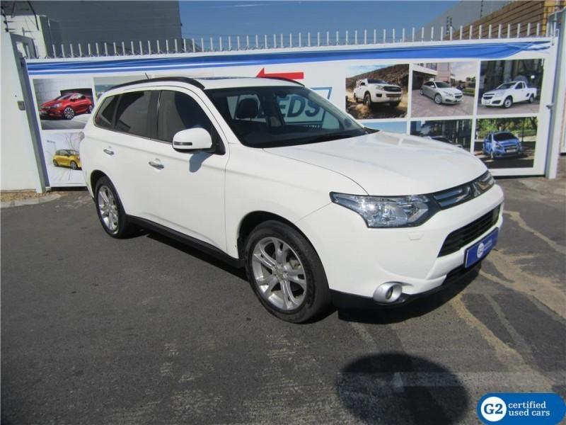 Used Mitsubishi Outlander 2.4 Gls A/t for sale in Western Cape - Cars.co.za (ID:1800727)