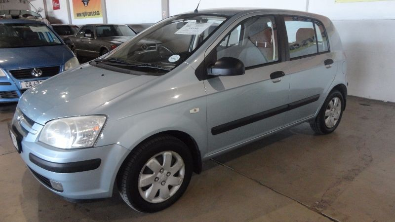 Used Hyundai Getz 1 6 For Sale In Western Cape Cars Co