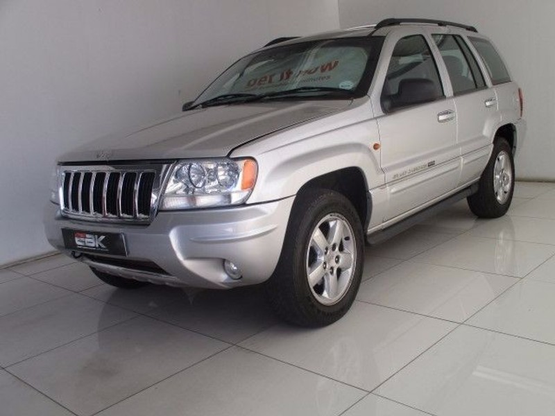 used jeep grand cherokee overland for sale in gauteng id 1801610. Black Bedroom Furniture Sets. Home Design Ideas