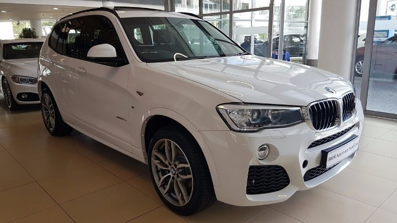 Used BMW X3 Xdrive20d Msport At for sale in Gauteng  Carscoza