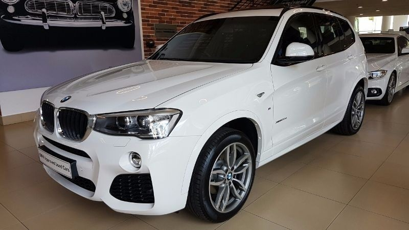 Used Bmw X3 Xdrive20d M Sport A T For Sale In Gauteng