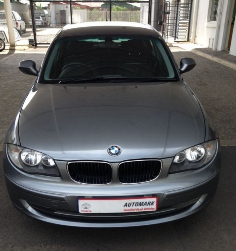 Used BMW 1 Series 120d (e87) For Sale In Gauteng