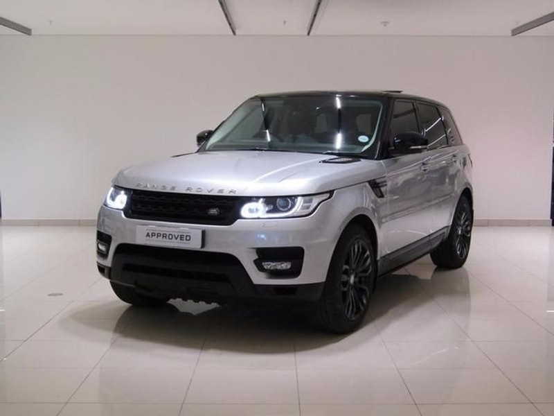 used land rover range rover 2014 range rover sport 5 0l v8 supercharged for sale in gauteng. Black Bedroom Furniture Sets. Home Design Ideas