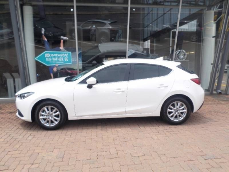 used mazda 3 1 6 dynamic 5 door for sale in gauteng id 1803619. Black Bedroom Furniture Sets. Home Design Ideas
