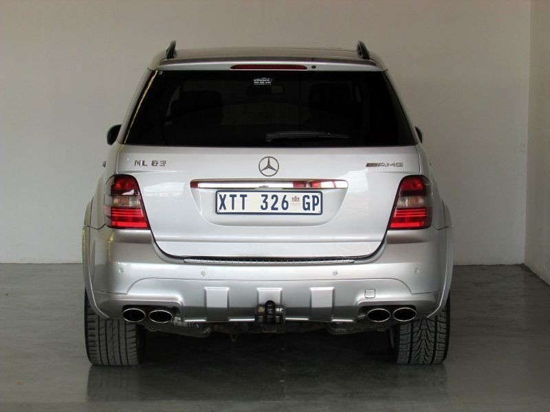 used mercedes benz m class ml 63 amg for sale in gauteng id 1803678. Black Bedroom Furniture Sets. Home Design Ideas