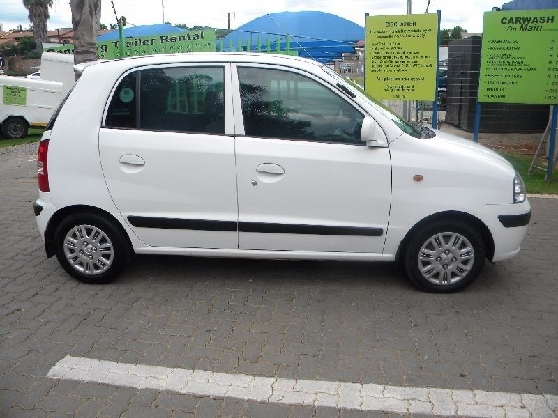 Bond Street Motors 2008 Hyundai Atos Atoz Prime 1 0