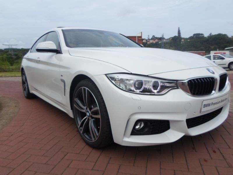 used bmw 4 series 420d gran coupe m sport auto for sale in kwazulu natal id 1803711. Black Bedroom Furniture Sets. Home Design Ideas