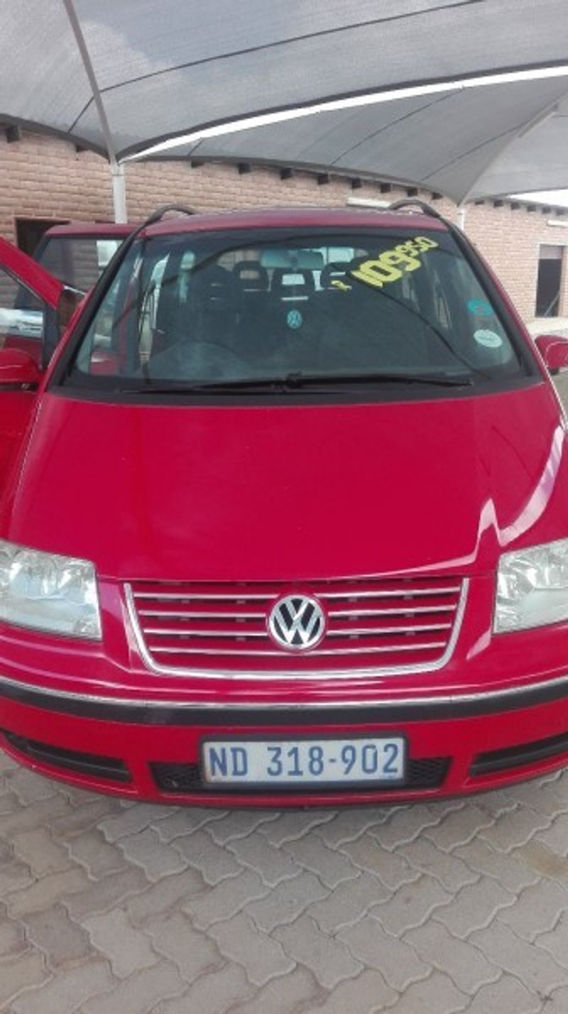 used volkswagen sharan 1 8 t for sale in gauteng id 1803808. Black Bedroom Furniture Sets. Home Design Ideas