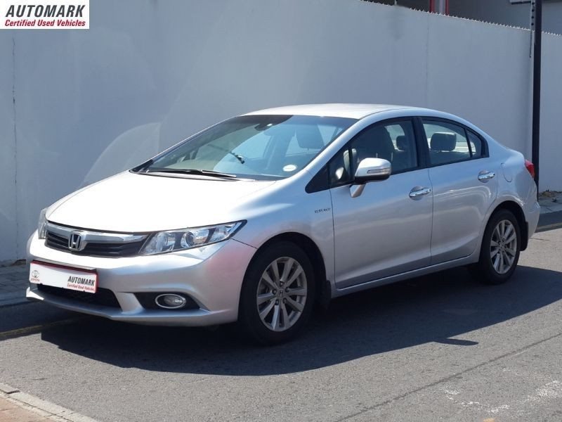 used honda civic 1 8 executive for sale in western cape id 1804069. Black Bedroom Furniture Sets. Home Design Ideas