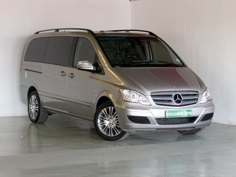 used mercedes benz viano 3 0 cdi v6 ambiente for sale in gauteng id 1804762. Black Bedroom Furniture Sets. Home Design Ideas