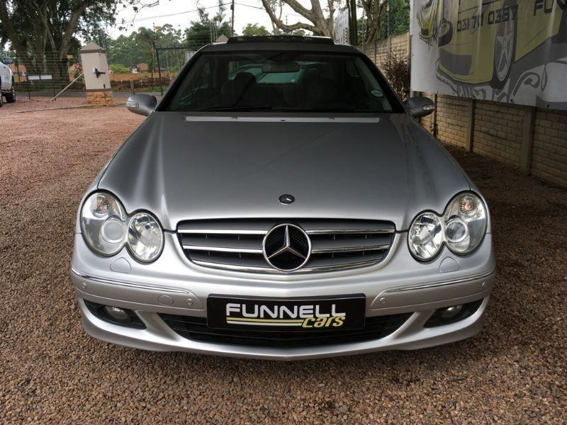 Used mercedes benz clk class clk 500 coupe for sale in for 2009 mercedes benz clk class convertible