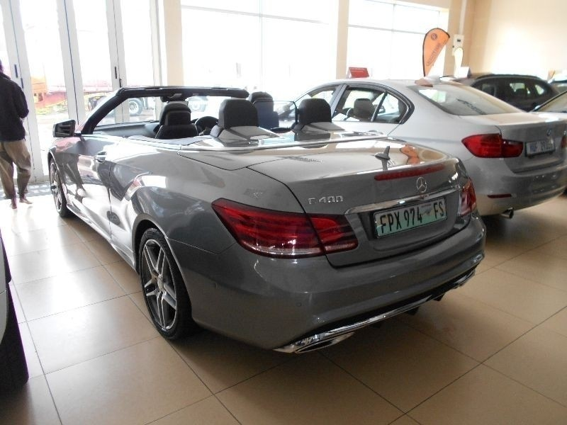 used mercedes benz e class e400 cabriolet for sale in