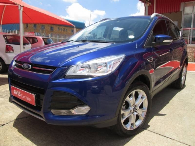 used ford kuga 1 5 ecoboost trend auto for sale in gauteng id 1806579. Black Bedroom Furniture Sets. Home Design Ideas
