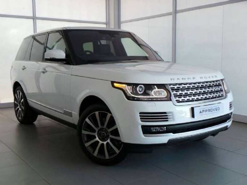 used land rover range rover 5 0 v8 s c vogue se for sale. Black Bedroom Furniture Sets. Home Design Ideas