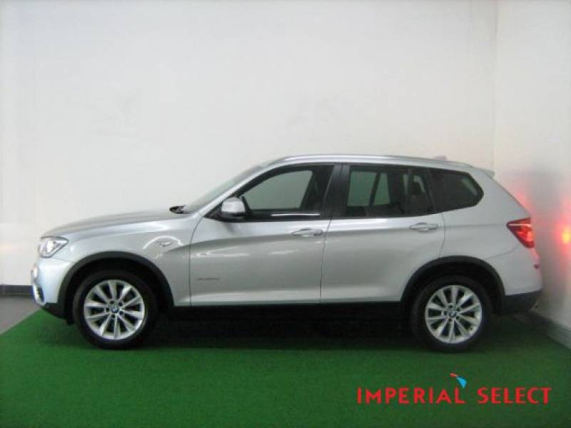 used bmw x3 xdrive20d exclusive auto for sale in western cape id 1807817. Black Bedroom Furniture Sets. Home Design Ideas