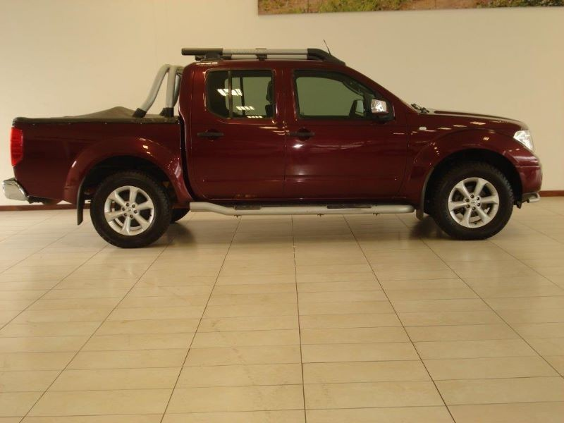 used nissan navara 4 0 v6 a t 4x4 p u d c for sale in mpumalanga id 1807856. Black Bedroom Furniture Sets. Home Design Ideas