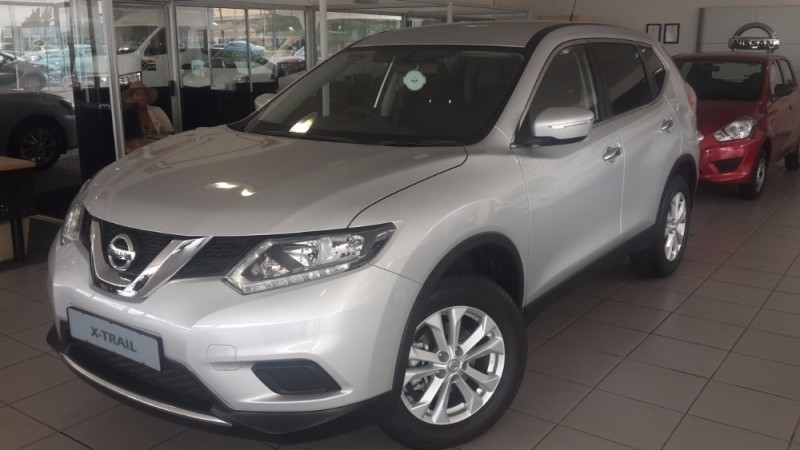 used nissan x trail 2 0 xe 7 seater for sale in north west province id 1808186. Black Bedroom Furniture Sets. Home Design Ideas