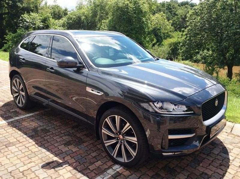 2017 Jaguar F-Pace 2.0 i4D AWD R-Sport Mpumalanga Nelspruit_0