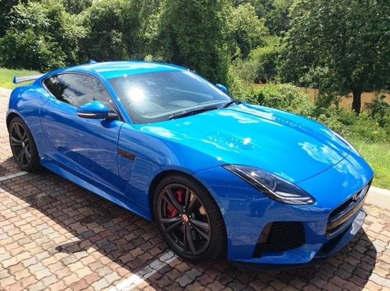2017 Jaguar F-TYPE 5.0 V8 SC SVR Coupe AWD Mpumalanga Nelspruit_0