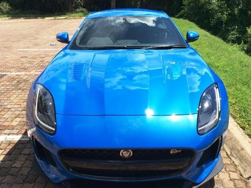 2017 Jaguar F-TYPE 5.0 V8 SC SVR Coupe AWD Mpumalanga Nelspruit_1