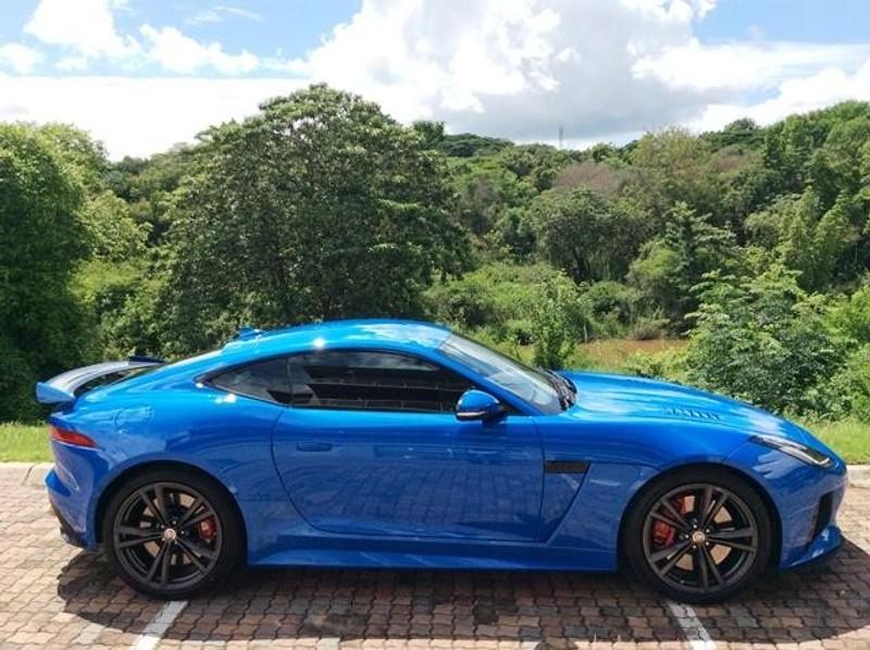 2017 Jaguar F-TYPE 5.0 V8 SC SVR Coupe AWD Mpumalanga Nelspruit_2