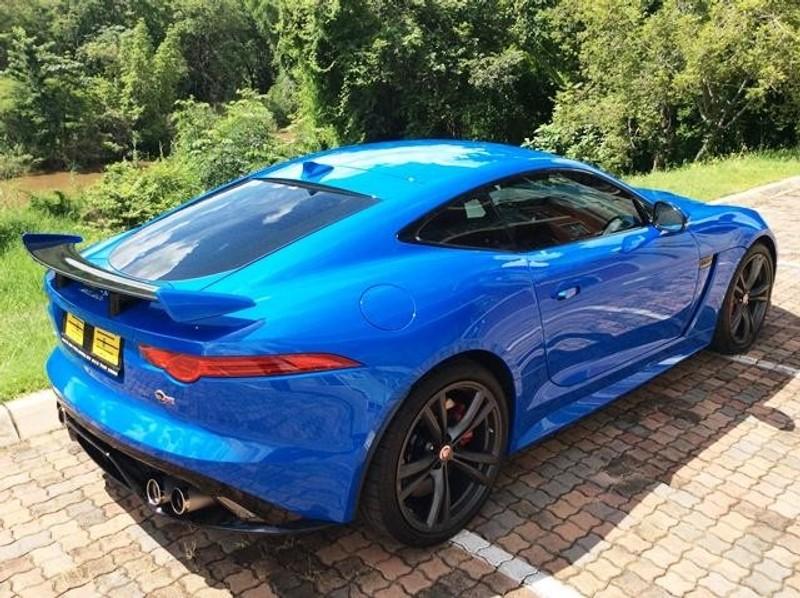 2017 Jaguar F-TYPE 5.0 V8 SC SVR Coupe AWD Mpumalanga Nelspruit_3