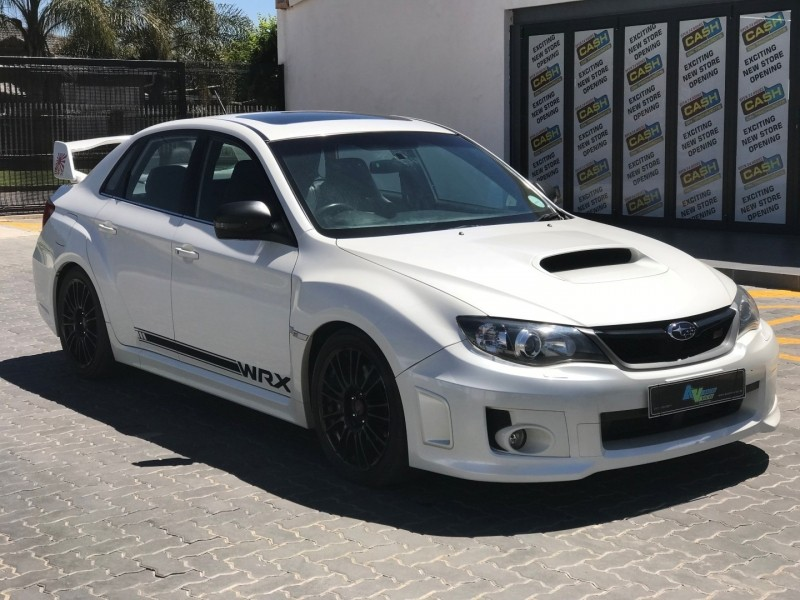 used subaru wrx wrx 2 5 sti impreza premium for sale in gauteng id 1808280. Black Bedroom Furniture Sets. Home Design Ideas
