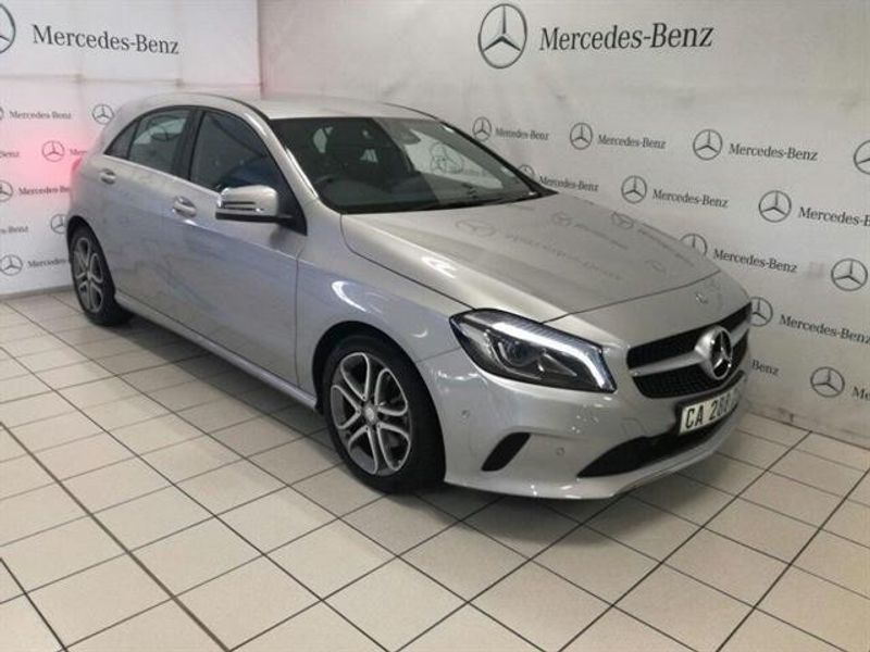 Used mercedes benz a class a 200d urban auto for sale in for Mercedes benz claremont
