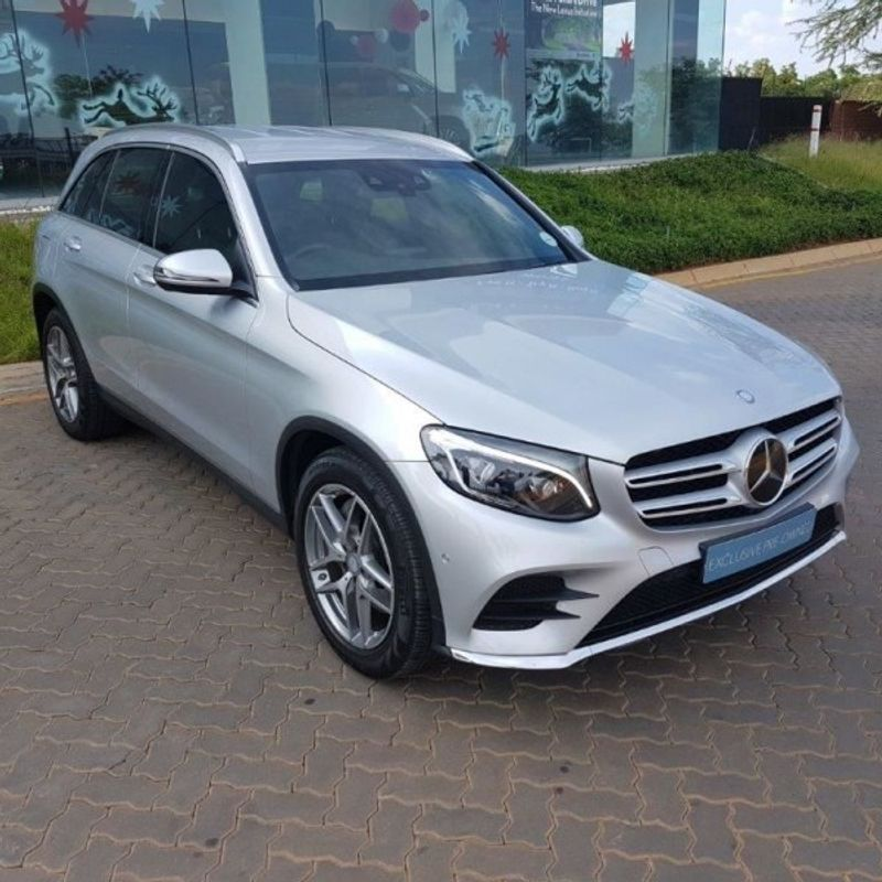 Mercedes Benz Glc Diesel For Sale: Used Mercedes-Benz GLC GLC 220d AMG For Sale In Gauteng