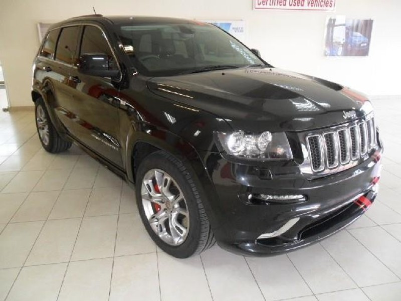 used jeep grand cherokee 6 4 srt for sale in northern cape id 1809571. Black Bedroom Furniture Sets. Home Design Ideas