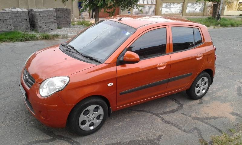 used kia picanto 1 1 for sale in gauteng id 1810018. Black Bedroom Furniture Sets. Home Design Ideas