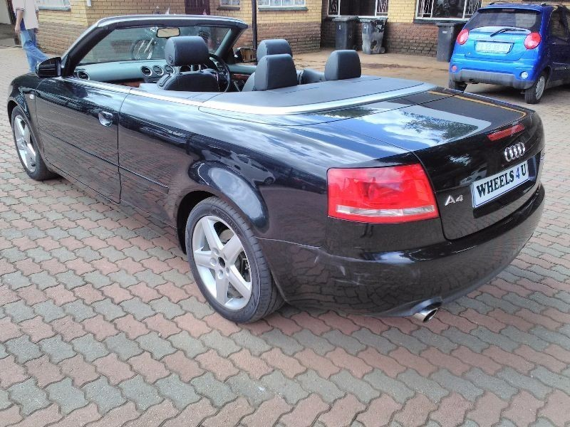 used audi a4 audi a4 2 0 convertible finance available for sale in. Cars Review. Best American Auto & Cars Review
