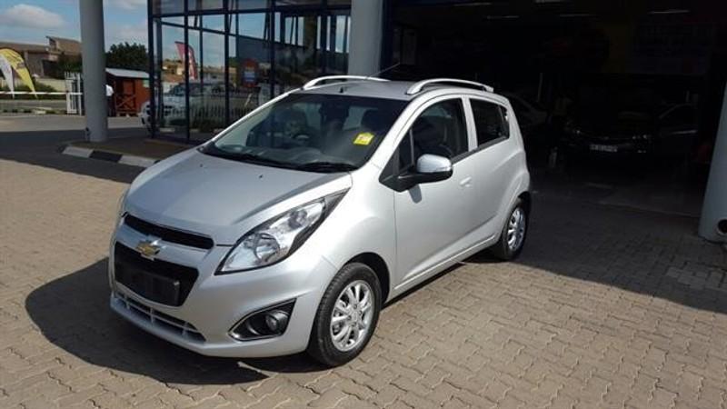 2017 Chevrolet Spark 1.2 Ls 5dr  Gauteng Randburg_0